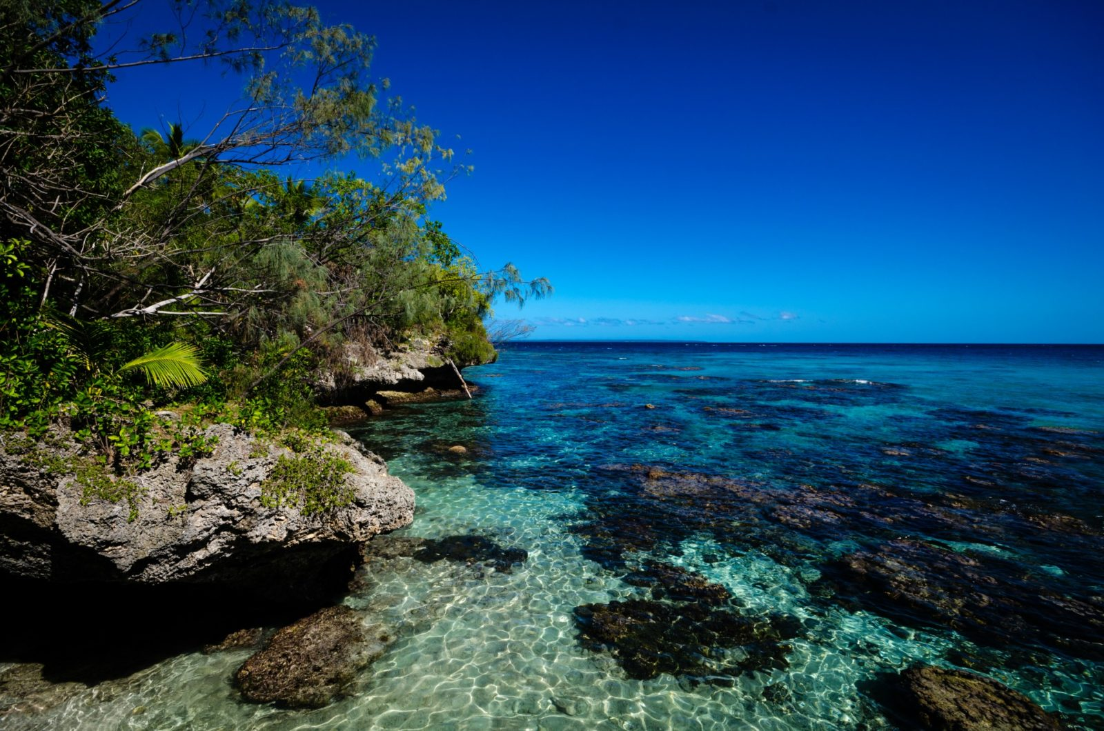 A trip to stunning Lifou in New Caledonia is on the itinerary. Source: Getty