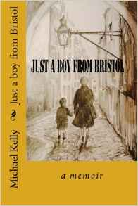 Book cover Just a Boy from Bristol
