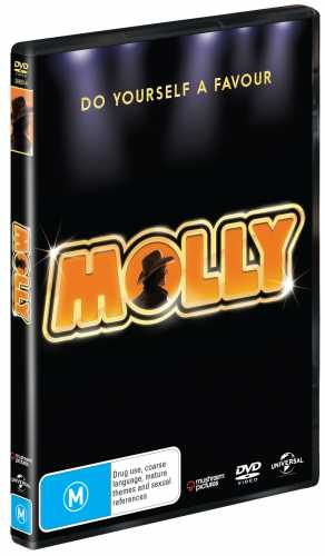 MOLLY DH0514 DVD 3D
